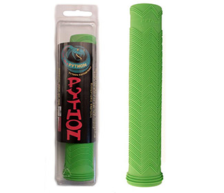 Python Rubber Racquetball Grip (1x) Green