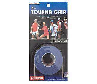 "Tourna Grip ""XL"" Blue (3x)"