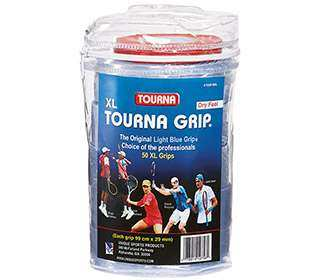 "Tourna Grip ""XL"" Roll (50x) Vinyl Case"
