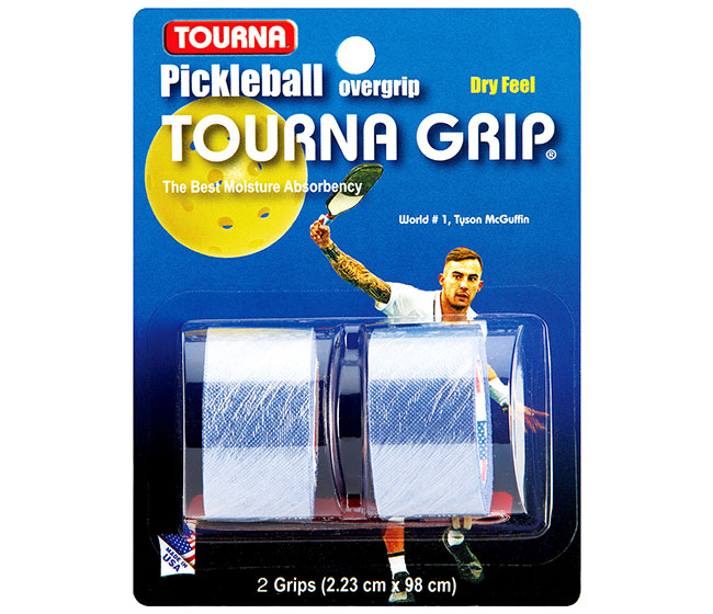 Tourna Grip Pickleball Overgrip (2x)