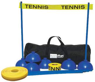 QuickStart 36/60 Full Tennis Package
