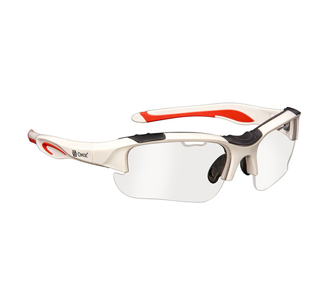 Onix Pickleball Falcon Eyewear (White)