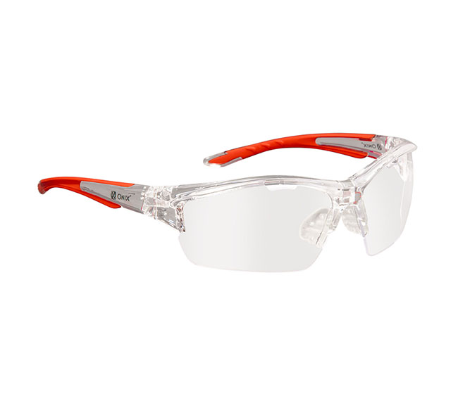 Onix Pickleball Owl Eyewear (Clear)