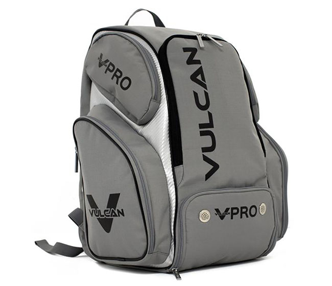 Vulcan VPRO Backpack (Gray)