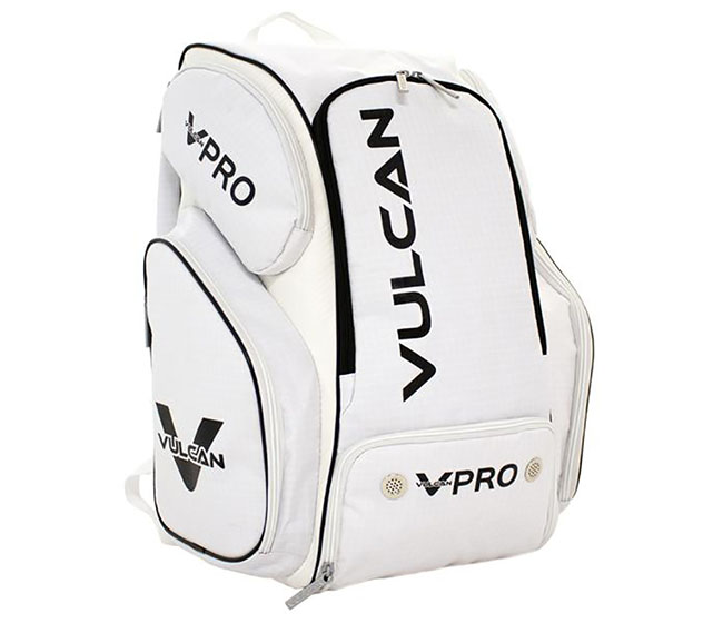 Vulcan VPRO Backpack (White)