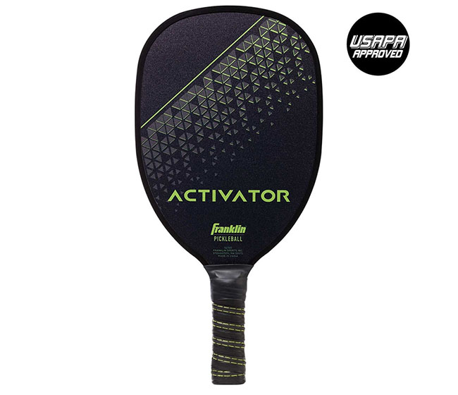 Franklin Activator Pickleball Paddle (Green)