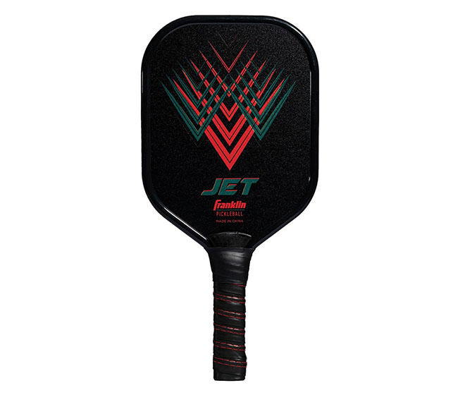 Franklin Jet Pickleball Paddle (Red)