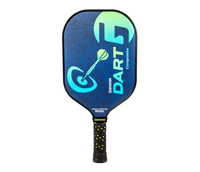 Gamma Dart Pickleball Paddle (Navy Ombre)