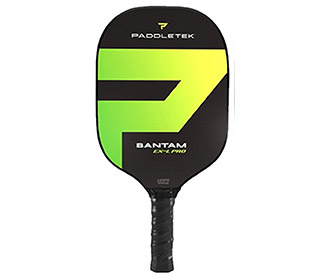Paddletek Bantam EX-L Pro Pickleball Paddle (Standard) (Green)