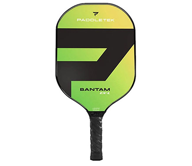 Paddletek Bantam EX-L Pickleball Paddle (Green)