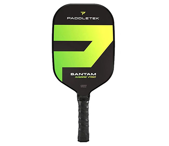 Paddletek Bantam Sabre Pro Pickleball Paddle (Standard) (Green)