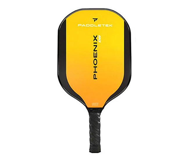 Paddletek Phoenix G6 Pickleball Paddle (Yellow)