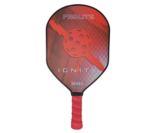 ProLite Ignite Pickleball Paddle (Red)
