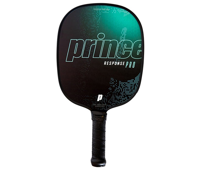 Prince Response Pro Thin Grip Pickleball Paddle (Seafoam)
