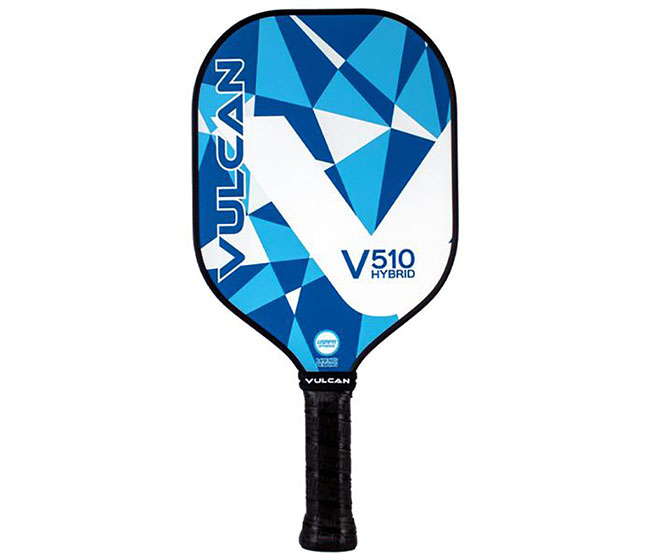 Vulcan V510 Pickleball Paddle (Blue)