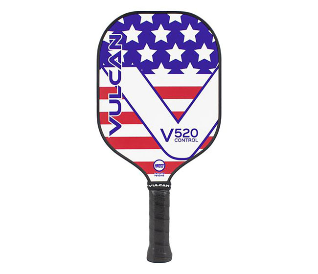 Vulcan V520 Control Pickleball Paddle (Americana)
